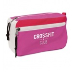 MB6001 - Cosmetic bag with double zipper. Min 500 pcs